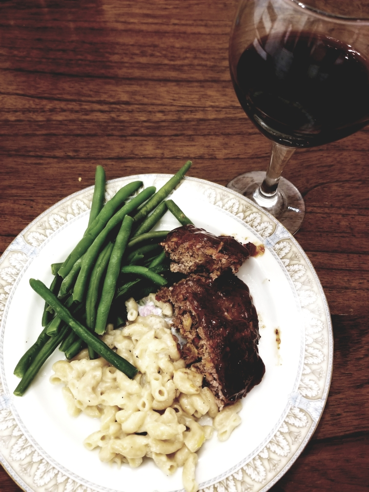 Wine Pairing Wednesdays: Meatloaf and Merlot