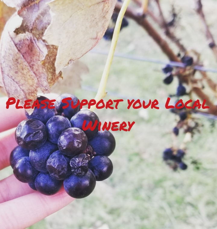 Local Wineries Need Our Help!